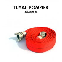 Tuyau pompier 20m DN 40-20