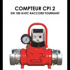 Compteur CPI 2 DN 100 avec raccord tournant-20