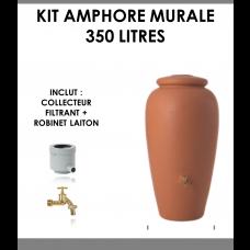 Kit amphore murale 350 litres-20
