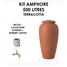 Kit amphore Terracotta 500 litres-20