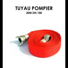 Tuyau pompier 20m DN 100-20