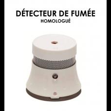 Détecteur de fumée homologué-20