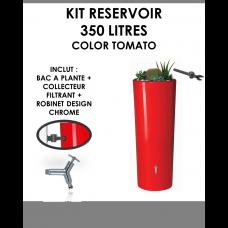 Kit reservoir COLOR 350 litres TOMATO-20