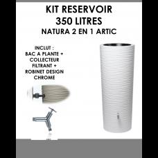 Kit reservoir NATURA 2 en 1 Artic 350 litres-20