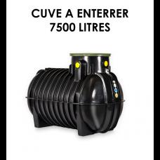 Réservoir de récupération d'eau de pluie à enterrer 7500 litres-20