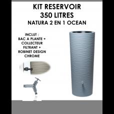 Kit reservoir NATURA 2 en 1 Ocean 350 litres-20