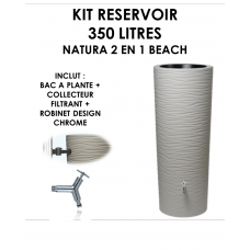 Kit reservoir NATURA 2 en 1 Beach 350 litres-20