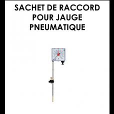 Sachet raccord Jauge Pneumatique-20