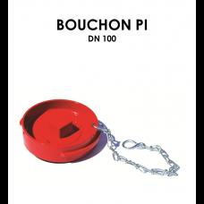 Bouchon PI DN 100-20