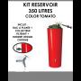 Kit reservoir COLOR 350 litres TOMATO