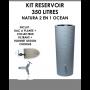 Kit reservoir NATURA 2 en 1 Ocean 350 litres