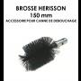 Brosse hérisson 150mm