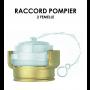 Raccord Pompier 2 femelle