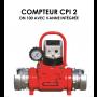 Compteur CPI 2 DN 100 avec vanne intégrée