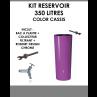 Kit reservoir COLOR 350 litres CASSIS-01