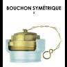 Bouchon symétrique 3-01