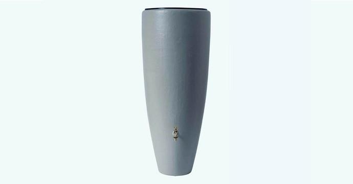 Kit reservoir 2 en 1 300 litres Gris avec bac à fleur amovible-01