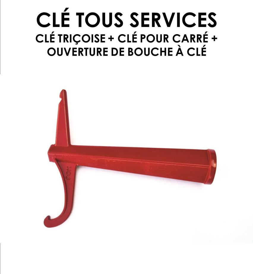 Clé tous services alu-01
