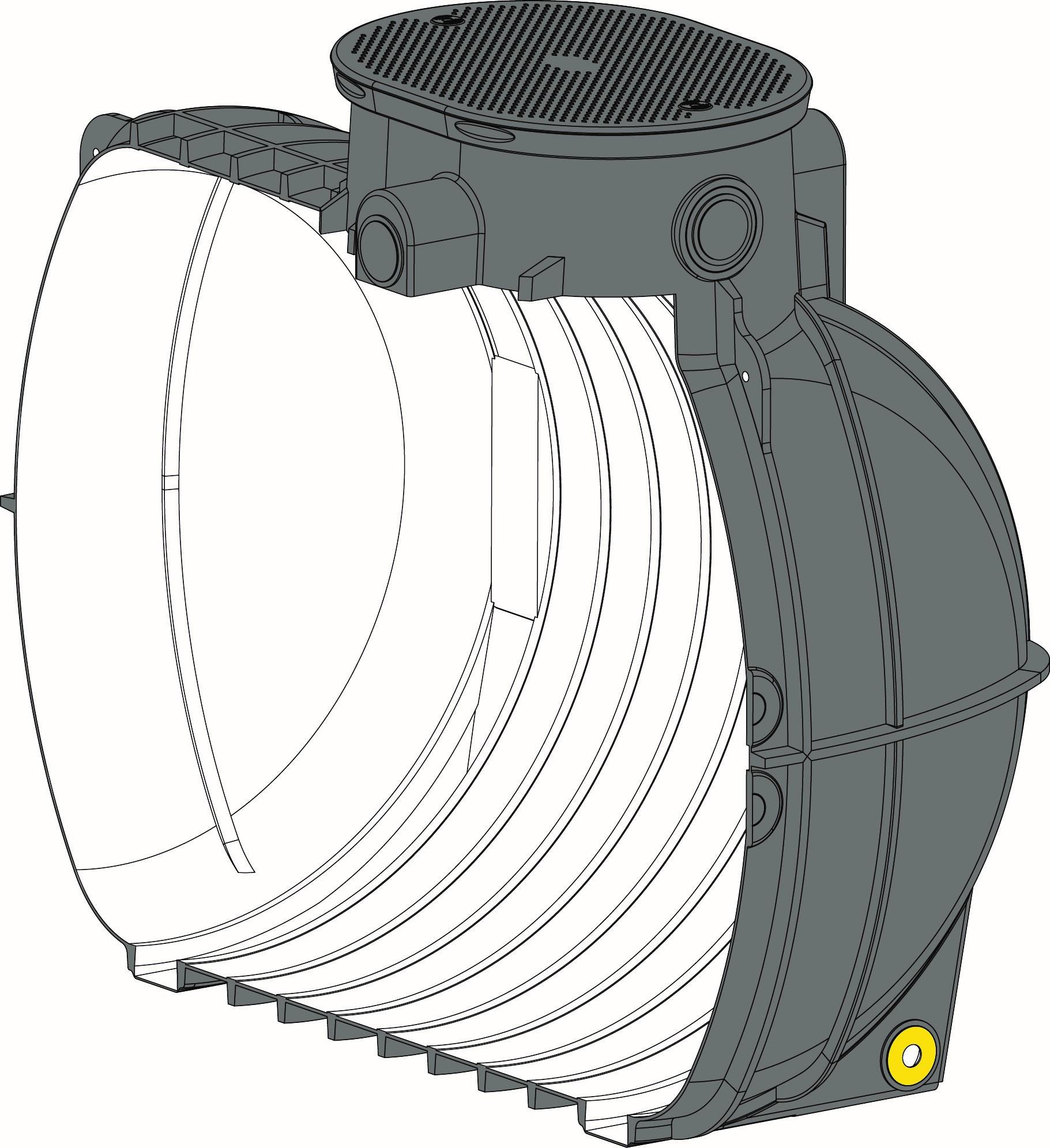 Réservoir de rétention 10000 litres stockage 0 litre-01