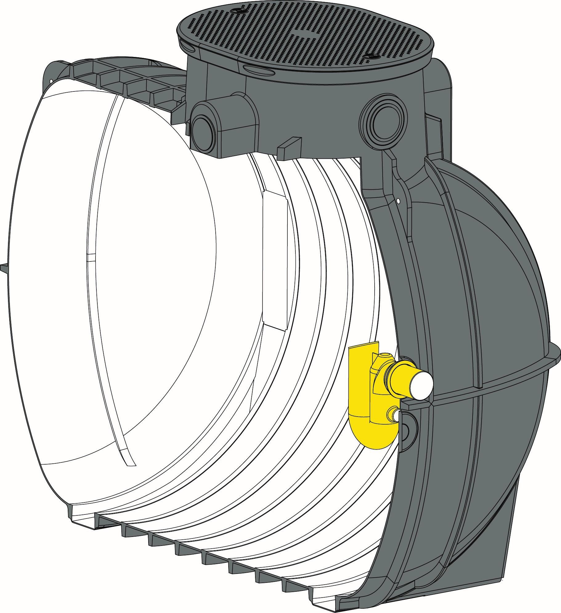 Réservoir de rétention 5000 litres stockage 3000 litres-04
