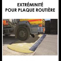 Extrémité pour plaque routière-20