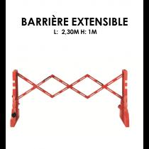 Barrière extensible haute visibilité-20