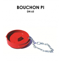 Bouchon PI DN 65-20