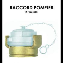 Raccord Pompier 2 femelle-20