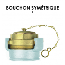Bouchon symétrique 2-20