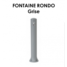 Fontaine Rondo grise-20