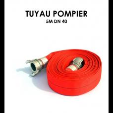 Tuyau pompier 5m DN 40-20