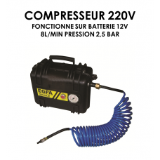 Compresseur sur batterie-20
