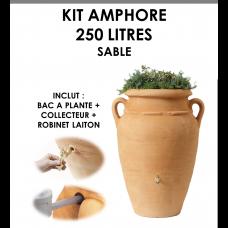 Kit amphore ANTIK SABLE 250 litres-20