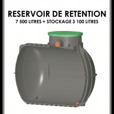Faux tampon d'égouts diamètre 650 mm-20