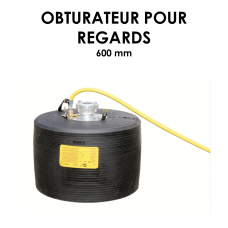 Obturateur pour regards 600 mm-20