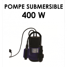 Pompe submersible 400 W-20