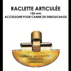 Raclette articulée 150mm-20