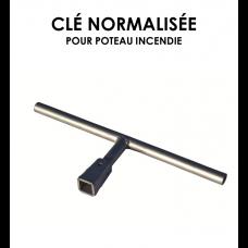 Clé normalisée pour PI-20