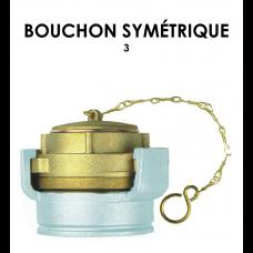Bouchon symétrique 3-20