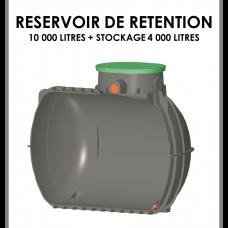Réservoir de rétention 10000 litres stockage 4000 litres-20