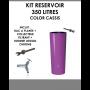 Kit reservoir COLOR 350 litres CASSIS