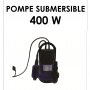 Pompe submersible 400 W