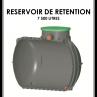 Réservoir de rétention 7500 litres stockage 0 litre-01