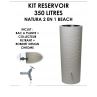 Kit reservoir NATURA 2 en 1 Beach 350 litres-01