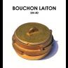Bouchon laiton DN 40-01