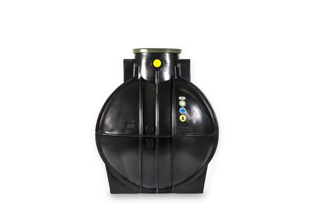 Réservoir de récupération d'eau de pluie à enterrer 5000 litres-01