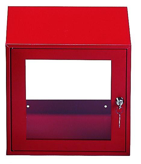 Boîte sous verre dormant B 123-01