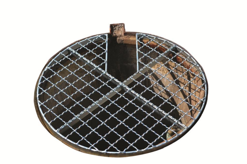Faux tampon d'égouts diamètre 600 mm-01