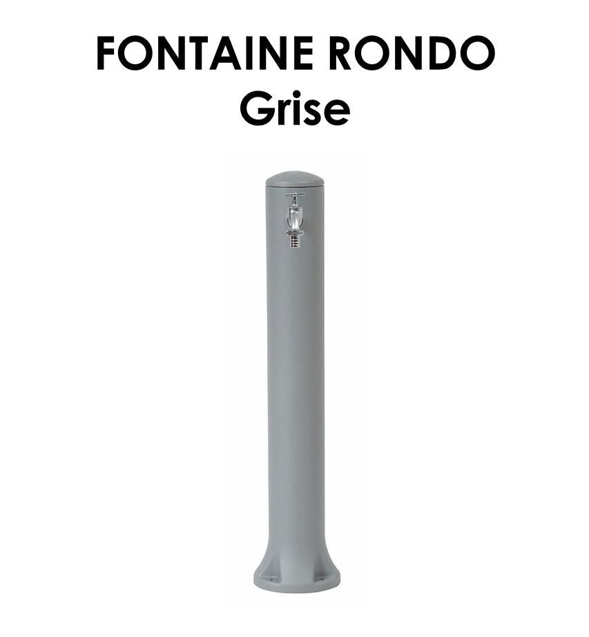 Fontaine Rondo grise-02