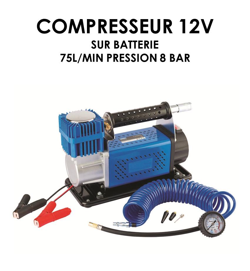 Compresseur 12 V-01